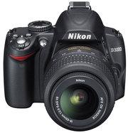 Продам фотоаппарат Nikon D3000 в отличном состоянии!
