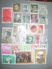 продам коллекцию марок 1700 штук