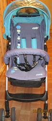 Продам детскую коляску Польскую baby design mini