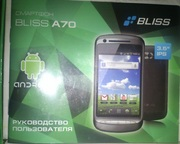 Bliss A-70 , 3G,  android