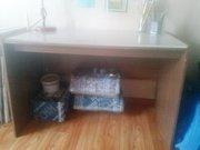 Большой,  крепкий стол