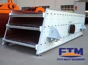 Дробильный стационарный комплекс FTM (320 тонн в час),  2016г