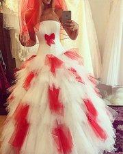 Продам новое свадебное платье Лиль!