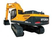 Ремкомплект гидроцилиндра для Экскаватора HYUNDAI 300LC -9S