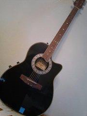 Электроакустическая гитара Про мартин Япония