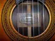 Классическая гитара yamaha 200 япония