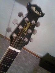 Гитара моррис торнадо электроакустическая