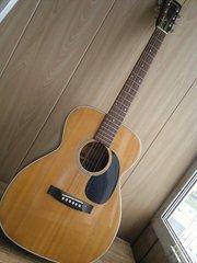 акустическая гитара Япония моррис