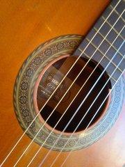 Классическая гитара нейлон Yamaha G 250 Япония