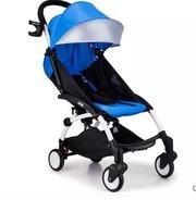 Компактная коляска для детей