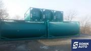 Танк-контейнер (контейнер-цистерна) для гсм бензин,  дизель.