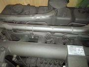 Двигатель DE08TIS ЕВРО2 на экскаватор Doosan DX300