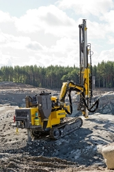 Буровой станок Atlac Copco PowerROC T30