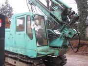 Буровая машина для бурения под сваи Nissha  DHJ-10