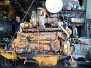 Двигатель Komatsu S6D140
