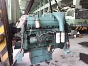 Двигатель Komatsu  SA6D140
