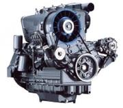 Двигатель Deutz F3L912