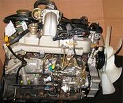 Двигатель Nissan CYQD32T