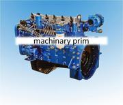 Двигатель Shangchai SC8DK280Q3