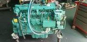 Двигатель Volvo D6E