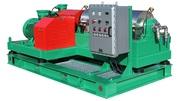 Горизонтальная центрифуга для обработки бурового шлама GNLW553C-VFD
