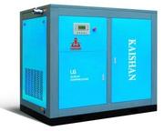 Стационарный электрический компрессор Kaishan LG-2.2/10