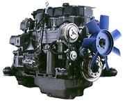 Дизельный двигатель Deutz BF4M1013EC