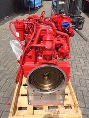 Дизельный двигатель Cummins QSB4.5