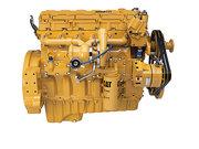 Дизельный двигатель Caterpillar C9