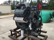 Дизельный двигатель Doosan DV11