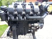 Дизельный двигатель Mercedes-Benz OM502LA
