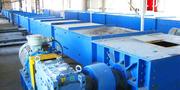 Цепной конвейер для сыпучих материалов FU200