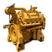Запасные части на двигатель Cat (Caterpillar) 3408