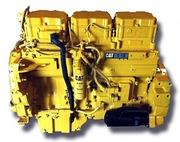 Запасные части на дизельный двигатель Cat C10