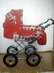 Продается польская коляска Prampol Marti-Maxi.