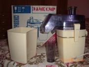 Продам  электрическую соковыжималку «Эликсир»